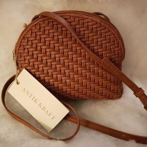 ANTIK KRAFT crossbody bag
